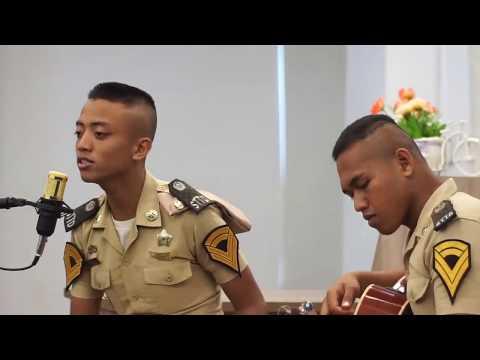 Calum Scott - You Are The Reason (Cover) Rizki Hariadi feat Ilyas Kusuma