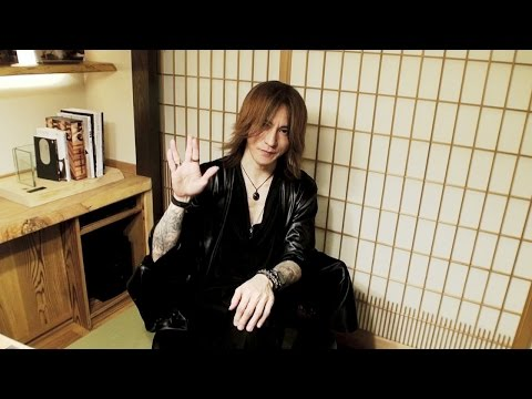 SUGIZO / Message from SGZ 2017/04/28