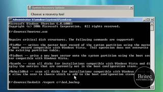 How to use the Bootrec.exe tool to repair startup issues in Windows