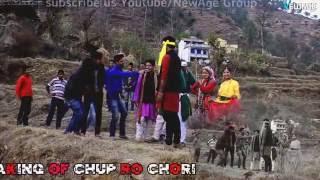 Leisures Time of Video Shooting # Chup Roh Chori # Vikas Khatri / Sunil Thapliyal & Pankaj Kandari