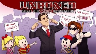 WTF Happened?!? Mother 3 - UNBOXED SPECIAL (s6e4)