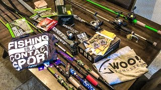 $1,000 FISHING GEAR UNBOXING 💰💥