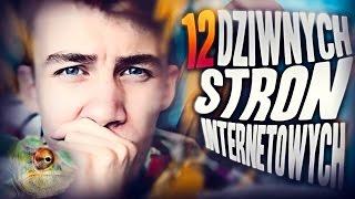 12 DZIWNYCH STRON INTERNETOWYCH