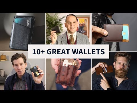10 Best Men s Wallets for 2019 Fossil Anson Calder KORE Campbell Cole and MORE