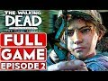 THE WALKING DEAD Game Season 4 EPISODE 2 Gameplay Walkthrough Part 1 FULL GAME - No Commentary