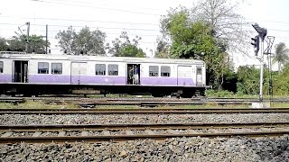 Santragachi Local Departs Shalimar For Padmapukur