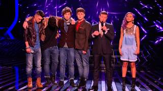 The Result - Live Week 4 - The X Factor UK 2012