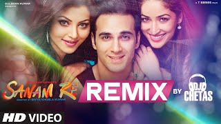 images SANAM RE REMIX Video Song DJ Chetas Pulkit Samrat Yami Gautam Divya Khosla Kumar T Series