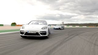 On the road to success with Porsche e-performance