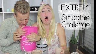 EXTREM SMOOTHIE CHALLENGE | BibisBeautyPalace