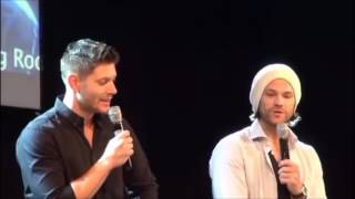 Jensen Ackles & Jared Padalecki Funny & Best Moments