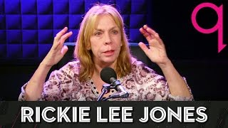 Rickie Lee Jones wants to fight the darkness that gnaws at people