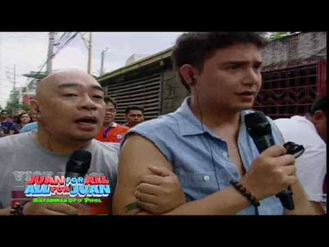 Juan For All, All For Juan Sugod Bahay | March 27, 2017