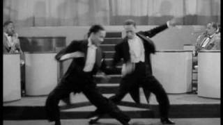 Nicholas Brothers .. The greatest dance sequence