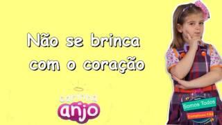 Maria Brasil   Não Se Brinca Com Coração   Com Letra   Trilha Sonora Carinha de Anjo1