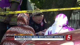 2 Found Dead With Gunshot Wounds
