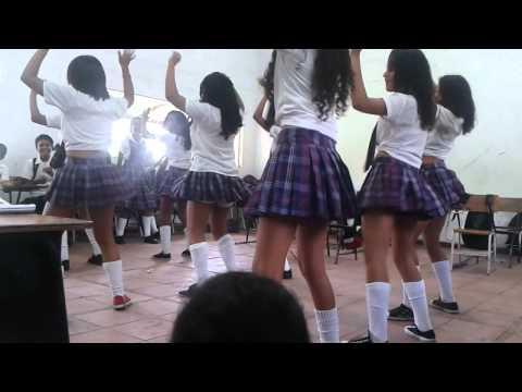 baile Colegialas eloy 2014