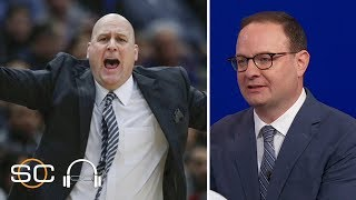 Woj: Jim Boylen still has Bulls management on his side after 56-point loss  | SC with SVP