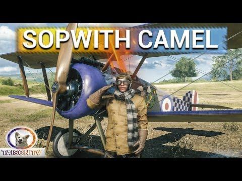 Battlefield 1 El Caza Sopwith Camel