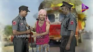 CID | Odia Comedy Video | Pragyan as Truck Driver Part 1 | Tarang Music