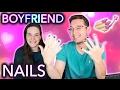 Download Video I do my Boyfriend's Nails 3GP MP4 FLV