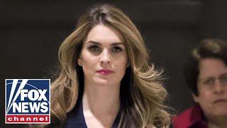 House Democrats Subpoena Hope Hicks, Annie Donaldson