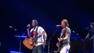 Luke Bryan and Keith Urban - Huntin'  Fishin' and Lovin' Every Day