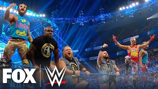Top WWE Raw, NXT and SmackDown moments of the week: 11/11-11/15 | WWE ON FOX