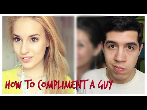 How to Compliment a Guy! ft. TheJoshSpeaks