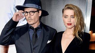 Amber Heard Responds to Johnny Depp