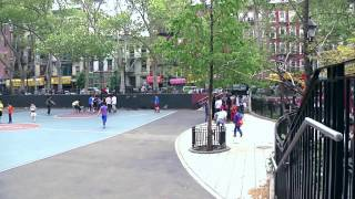 PORTRAIT OF PLACE: Hester Street Playground NYC