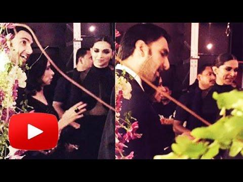 Xxx Mp4 Deepika Padukone Spotted With Boyfriend Ranveer At Friends Wedding In Sri Lanka 3gp Sex
