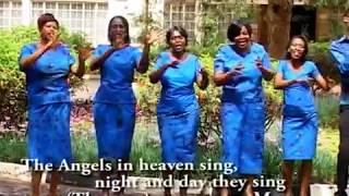 Nairobi County Choir - Ave Maria (SMS 'Skiza 8490008' to 811 to get this Skiza Tune)