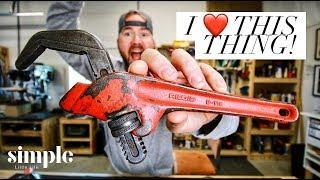 Tool Time Tuesday - Ridgid E-110 (one of my favorite tools)