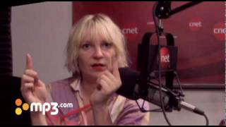 Sia interview with MP3.com