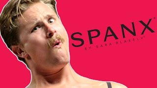 Men Try On Spanx