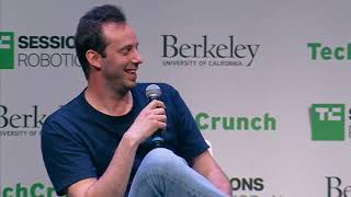 Anthony Levandowski on lessons learned at TC Sessions: Robotics+AI