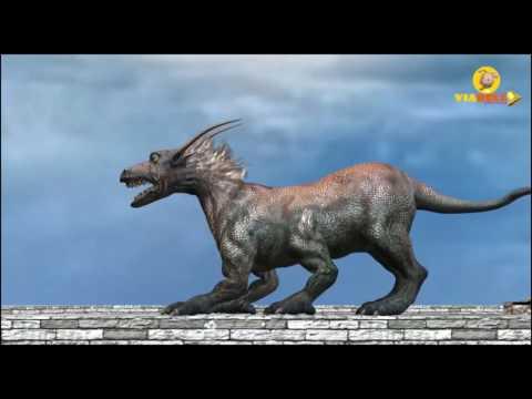 Little Baby Dinosaur Color Songs for Children | Gorilla Vs Dinosaur Color Song | Finger Fa