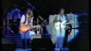 Big Country - when Stuart Adamson stops the gig in New York