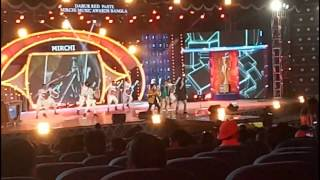 Rupam || Sidhu || Upal || Mirchi Music Awards Bangla 2017