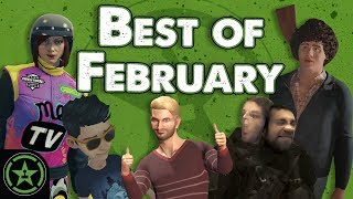 Best of Achievement Hunter - February 2018