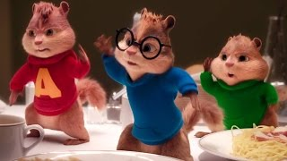 Alvin And The Chipmunks 4  'The Road Chip'  Final TRAILER