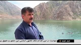Iran Hajij village, Paveh county, Summer 1398, Tourism attraction گردشگري روستاي حجيج پاوه