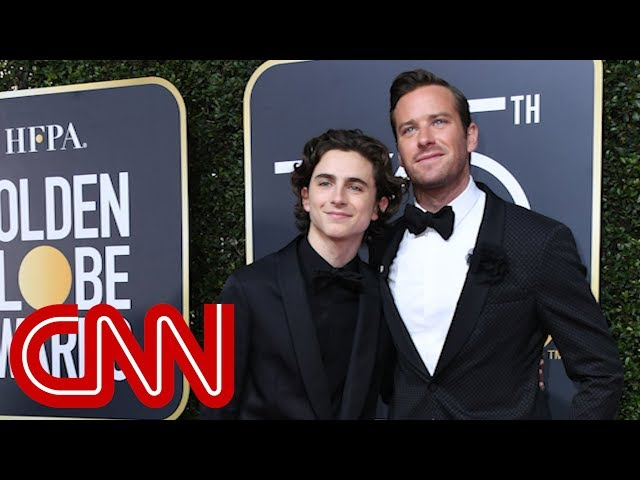 Armie Hammer and Timothée Chalamet on 'Call Me By Your Name'