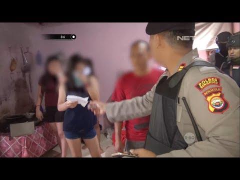 Penggerebekan Panti Pijat Yang Tetap Beroperasi Dibulan Ramadan -86