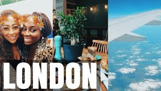 LAGOS TO LONDON TRAVEL VLOG - THIS CAN
