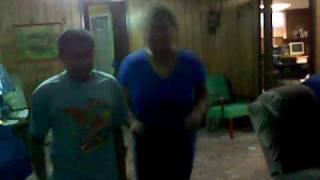 Me and Jalen dancing to Matthew Lush