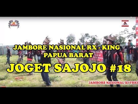 JAMBORE NASIONAL RX - KING BLITAR 2016 PAPUA BARAT JOGET SAJOJO #18