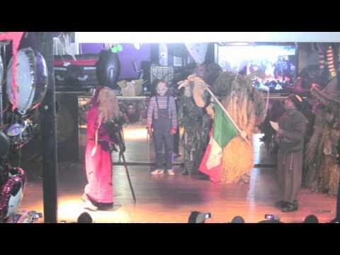 el sol night club halloween parte 2