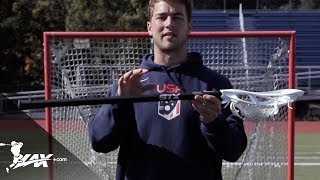 STX Ultra Power and Alliance 2D Shaft | Lax.com product Videos